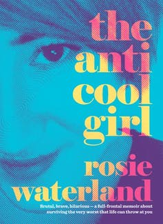 book cover: the anti cool girl
