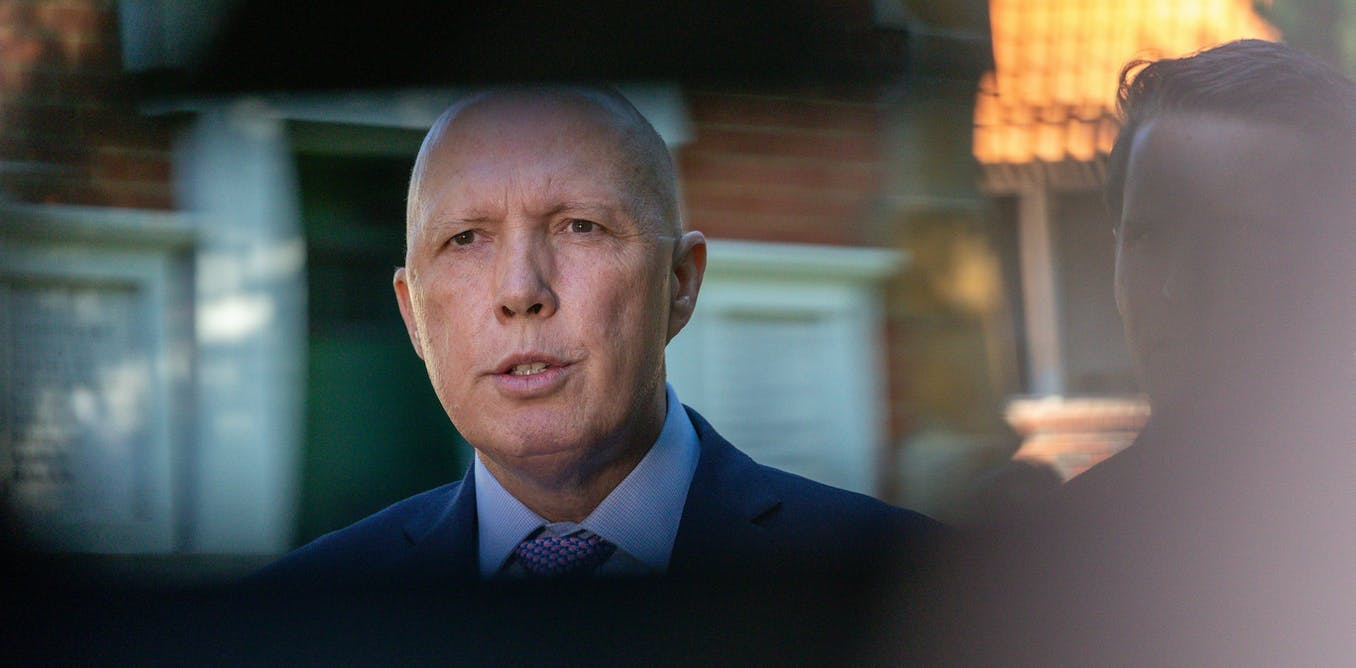 View from The Hill: Dutton humiliates defence force chief Angus Campbell over citation – The Conversation AU