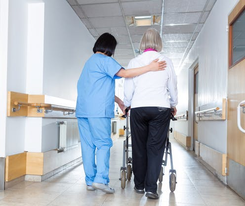 Why nursing in Denmark pays less than professions dominated by men