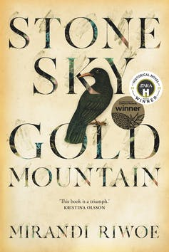 Stone Sky Gold Mountain cover