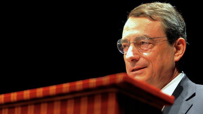 Presidente Draghi: el mago que salvó al euro tiene a su cargo la recuperación italiana