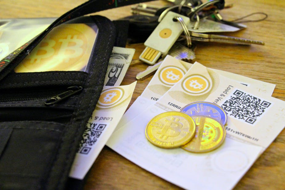 University S Bitcoin Gimmick Masks Accountability Problem With Online Currency