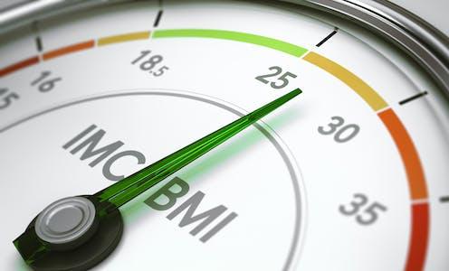 A BMI scale