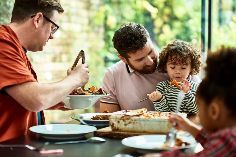 Family meals are good for the grown-ups, too, not just the kids-2