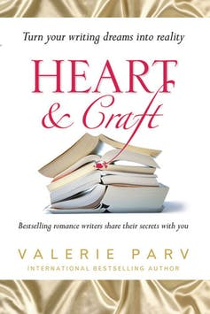 Book cover: Heart and Craft