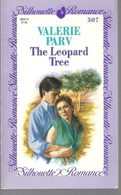 Book cover: The Leopard Tree