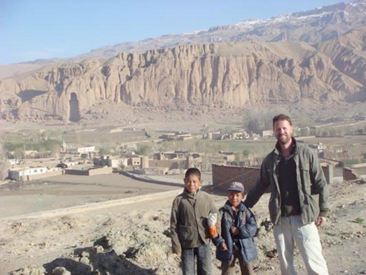 Faces of those America is leaving behind in Afghanistan