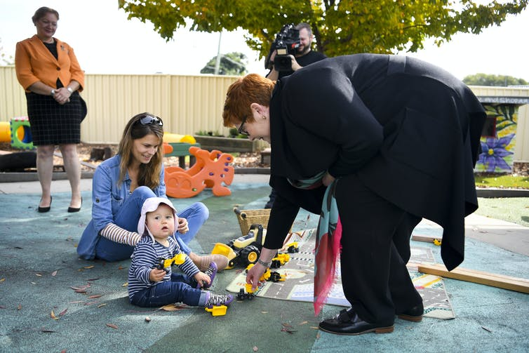 An extra $1.7 billion for child care will help some. It won't improve affordability for most