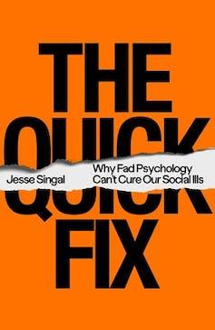 The Quick Fix book cover