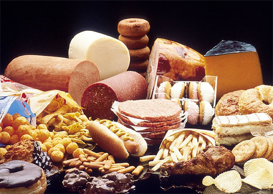 high saturated fat diet and heart disease