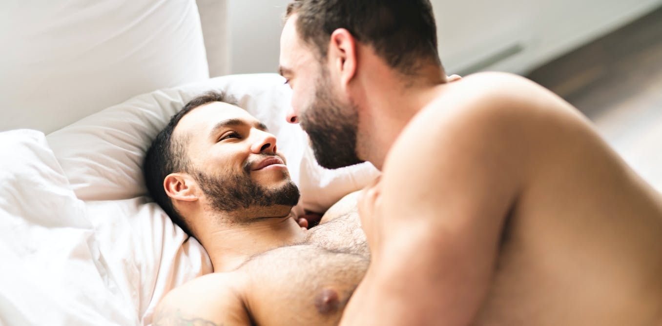 Taking a liking to gay sex