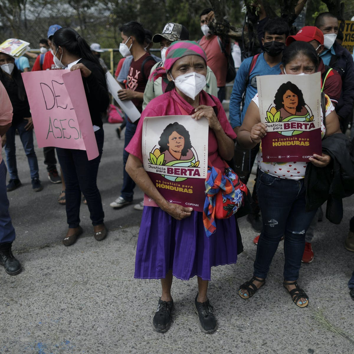 Environmental activists are being killed in Honduras over their opposition  to mining
