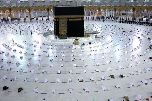 Pilgrimage in a pandemic: lessons from Mecca on containing COVID-19
