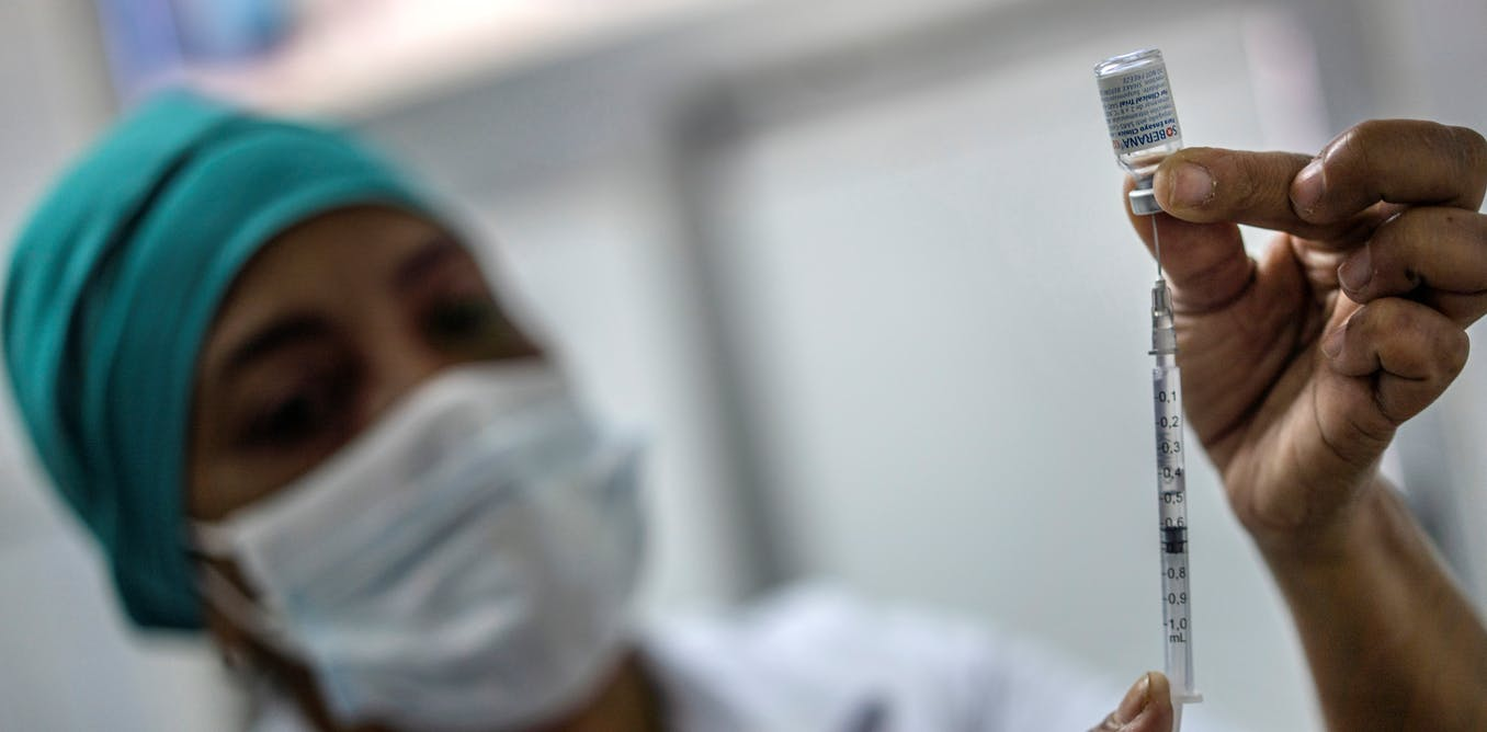 Image Cuba's race to make its own coronavirus vaccine – podcast