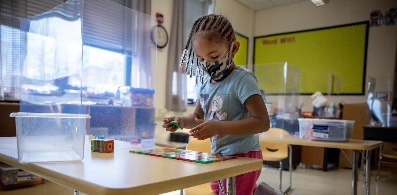 President Biden's plan for free universal preschool – 5 questions answered