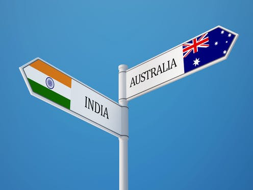 Unblocking the passage from India
