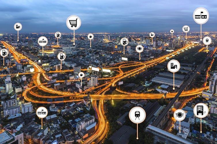 Bonnes feuilles : La nouvelle géographie de la transformation digitale