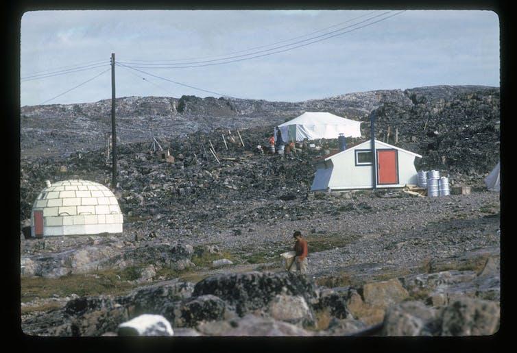 styrofoam igloo and other housing alternatives