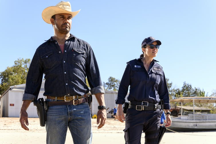 Mystery Road production image