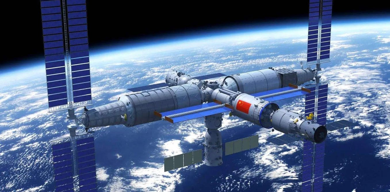 China's Tiangong space station: what it is, what it's for, and how to see it