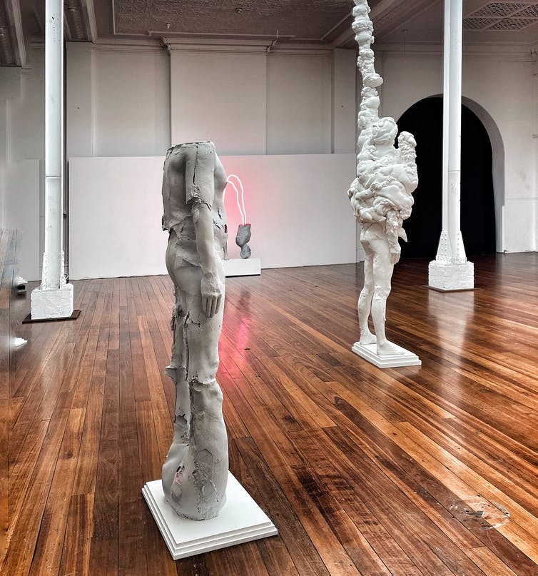 How to survive as a figurative sculptor? WA's The Syndicate is a novel form of philanthropy in the spirit of the Medicis