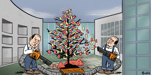 View from The Hill: Frydenberg finds the money tree
