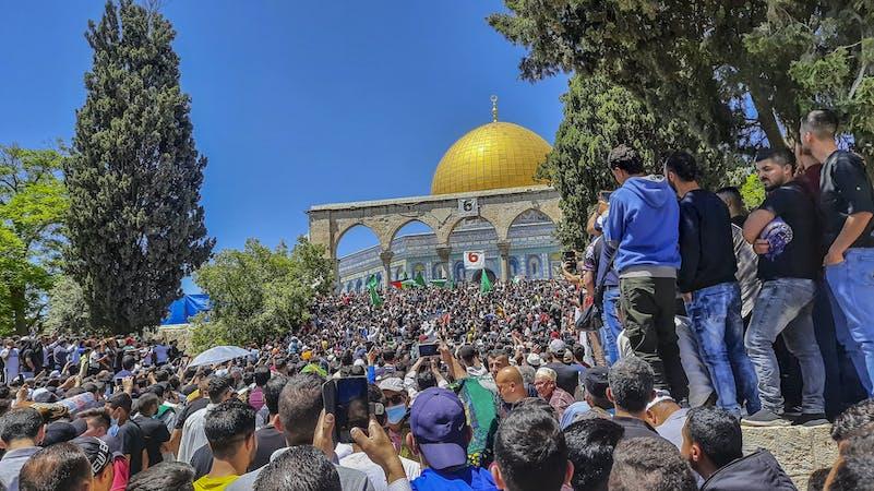 ¿Estamos ante la Tercera Intifada?