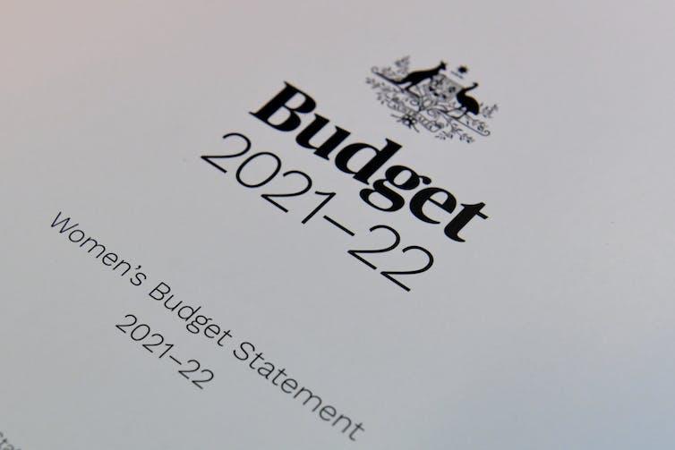 The 2021-22 women's budget statement