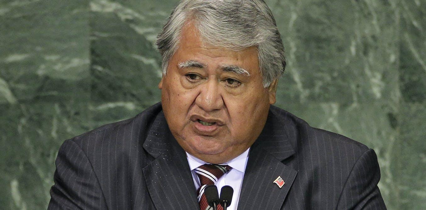 Image Despite a veneer of democracy, Samoa is sliding into autocracy