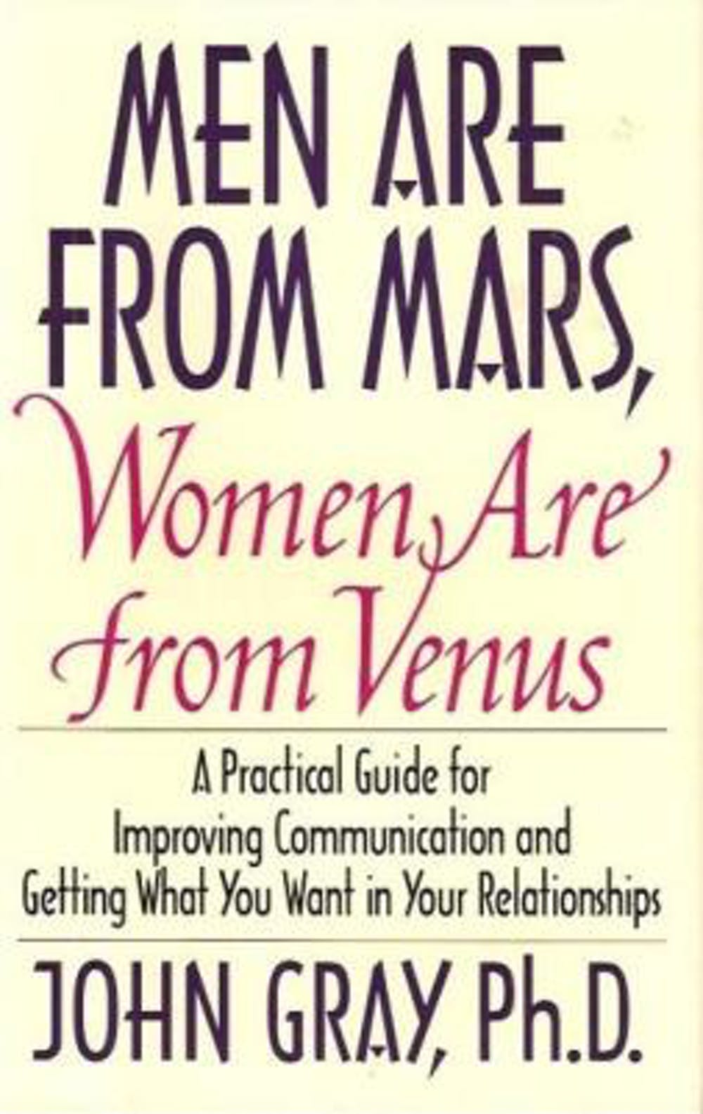 In relationships women Women in