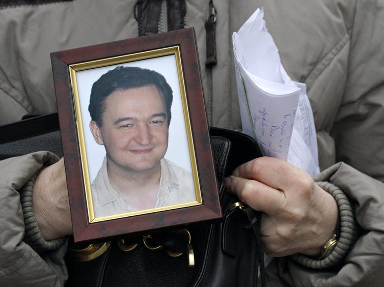 Magnitsky was a Moscow lawyer and tax auditor.
