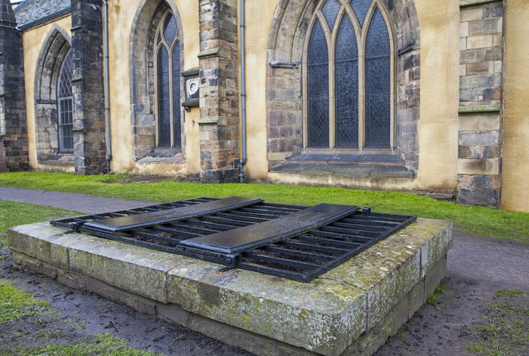 the dirty history of funeral schemes