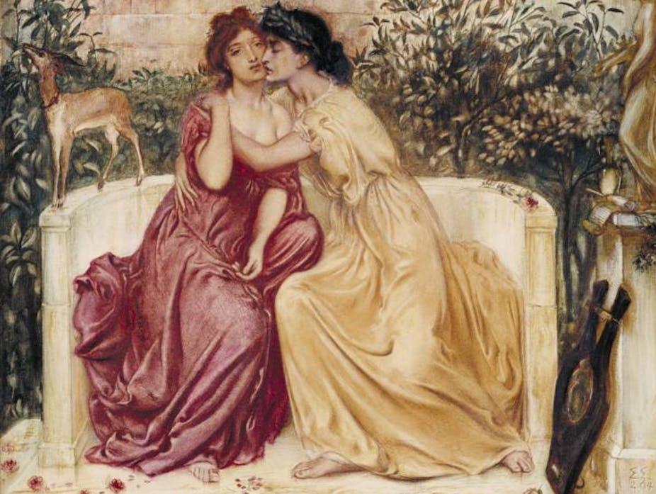 New Sappho Poems Set Classical World Reeling