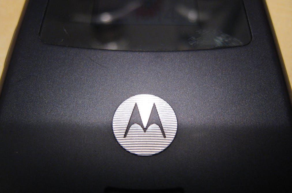 134309d05 Once-mighty Motorola will be part of Lenovo. Titanas