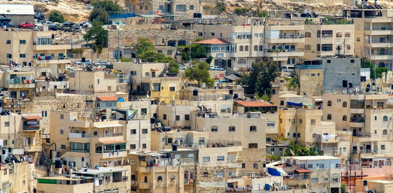 How urban planning plays a role in Israel-Palestine