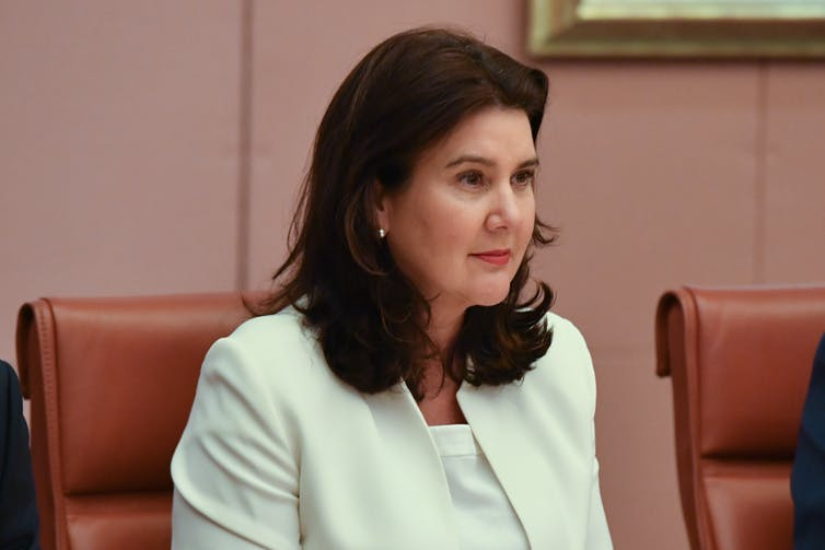 'Some of the information and opinions that consumers receive from online forums will be bad. But some of it will be good.' says Jane Hume, Australia's minister for superannuation, financial services and the digital economy.