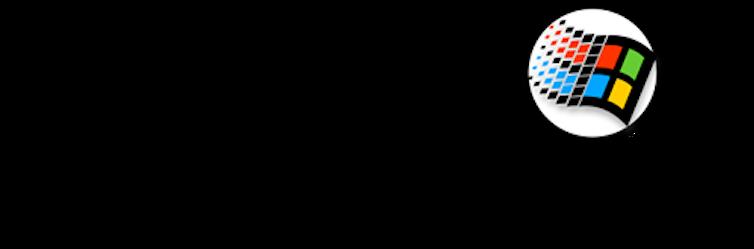 1995 Internet Explorer logo