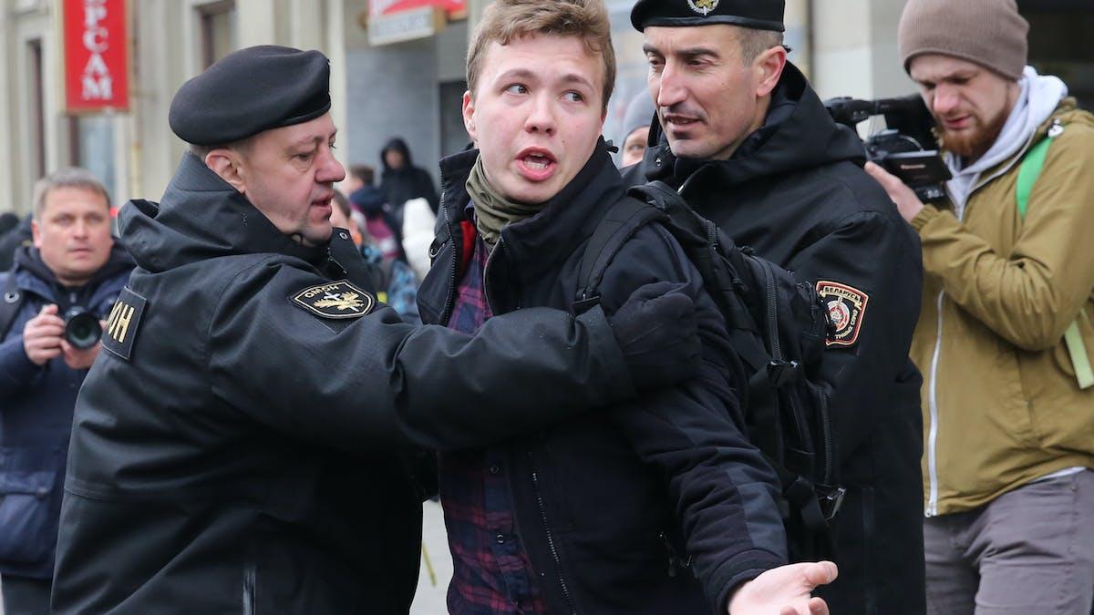 Roman Protasevich: Dissident Belarus Journalist Whose Defiance Enraged Europe's Last Dictator