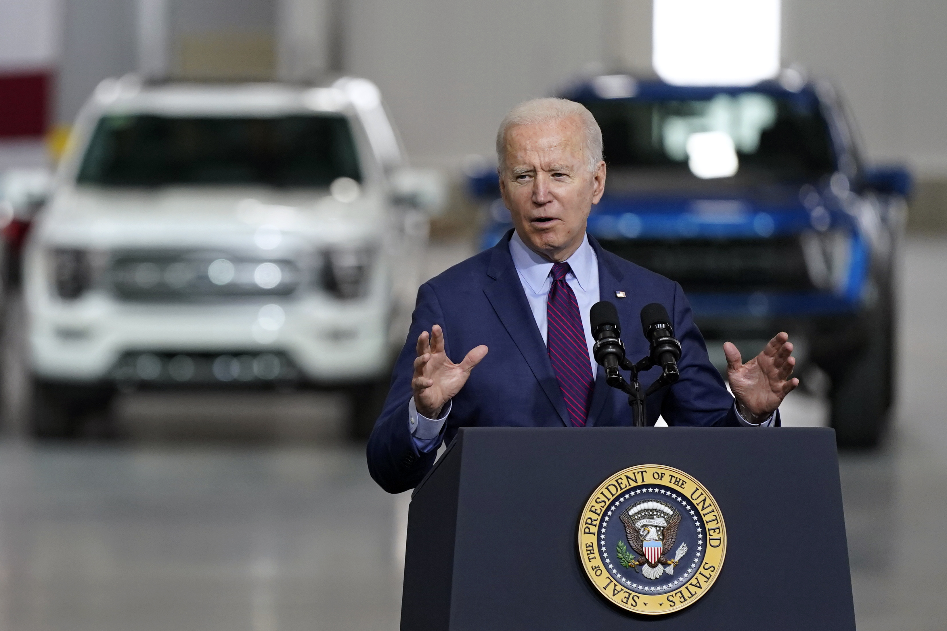 Biden's Budget Includes a Jump in Climate Spending – Here's Why Investing in Innovation Is Crucial