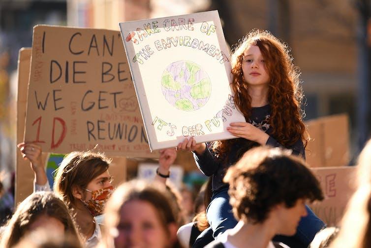School Strike 4 the Climate
