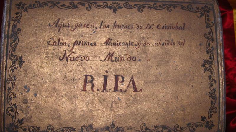 La última jugada de Colón: descubrir su origen 500 años después