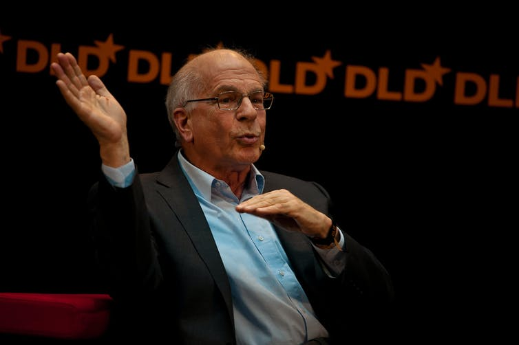 Daniel Kahneman on 'noise' – the flaw in human judgement harder to detect than cognitive bias