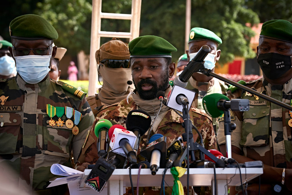 Malians Welcomed Previous Coups, but Not This One