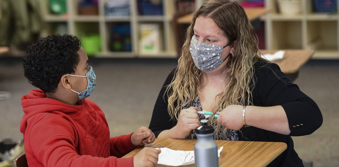 The COVID-19 pandemic has led to substantial reductions in student learning in metro-Atlanta public elementary and middle schools. What's more, thes