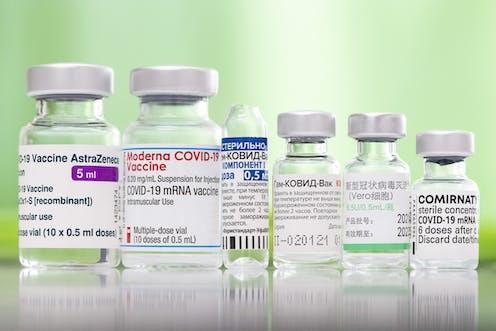 Por qué mezclar y combinar las vacunas covid-19 podría resolver muchos  problemas