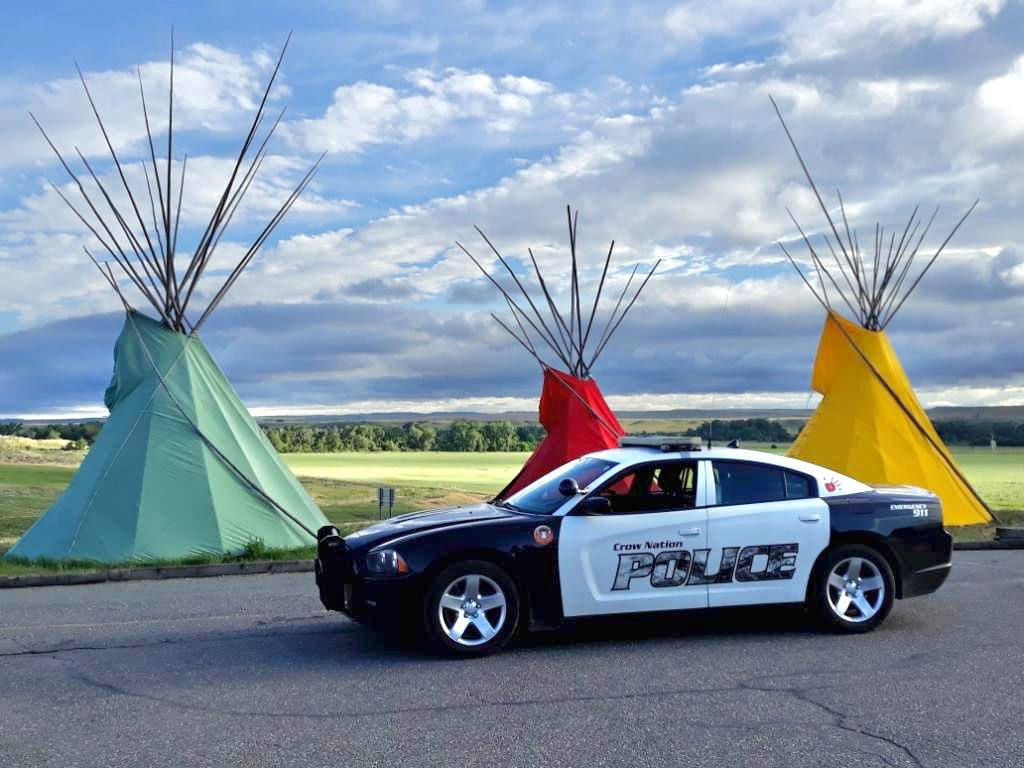 The actions of a Crow Nation police officer were in question at the Supreme Court.