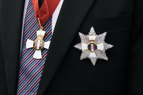 NZ Order of Merit medals