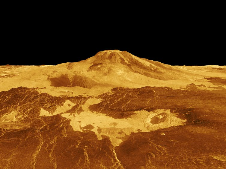 NASA is returning to Venus, where surface temperatures are 470°C. Will we find life when we get there?