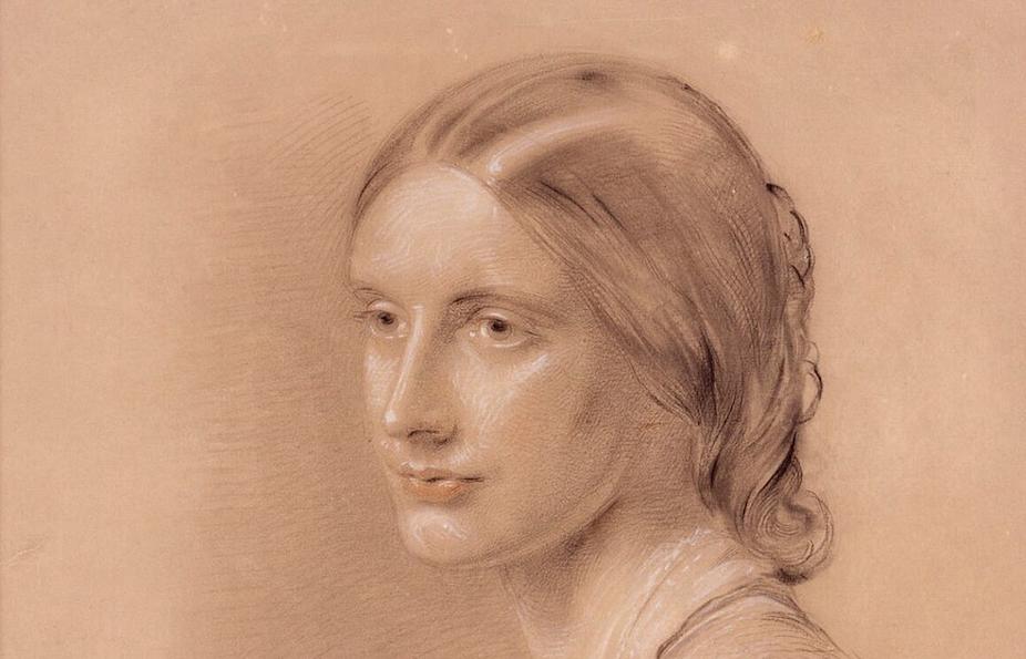 Portrait de Josephine Butler par George Richmond, 1851.