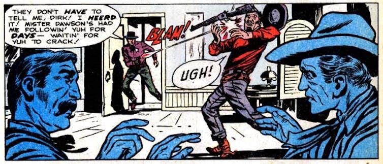 cowboy comic
